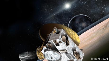 New Horizons probe NASA