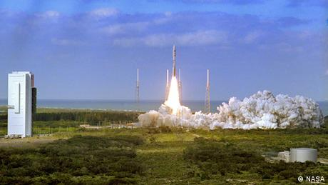 New Horizons Launch 2006