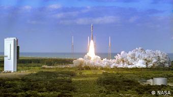 Запуск зонда New Horizons