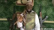 Boko-Haram-Chef Abubakar Shekau BITTE BESCHREIBUNG BEACHTEN / SCHLECHTE QUALITÄT