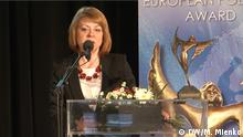 Polonicus 2014 Andzelika Borys Preisträgerin 2014