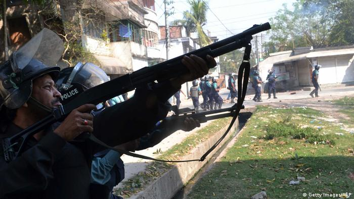 Rapid Action Battalion RAB Spezialeinheit Militär Dhaka Bangladesh