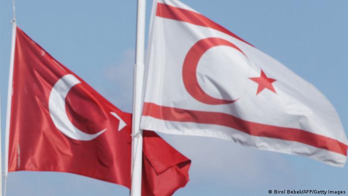 علما شمال قبرص وتركيا