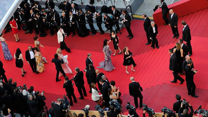 Filmfestival Cannes 2014 Roter Teppich (Foto: Festival)