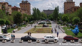 Jerewan Hauptstadt Armenien