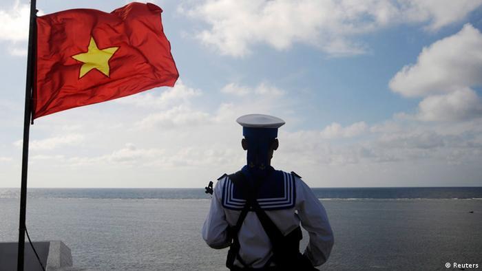 Vietnam China Marine Konflikt