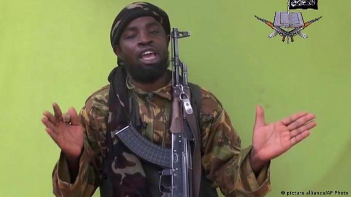 ابوبکر شکاو، رهبر شبهنظامیان بوکو حرام در نیجریه