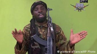 Kiongozi wa Boko Haram Abubakar Shekau