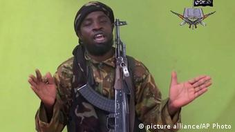 Nigeria Boko Haram Abubakar Shekau Archiv