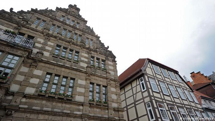 Rattenfängerhaus in Hameln