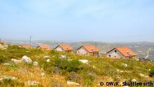 Siedlerpolitik im West-Jordanland