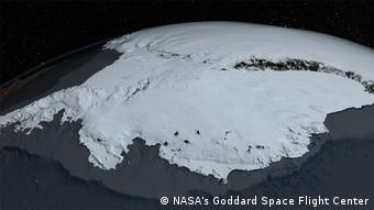 Studi NASA menunjukkan bahwa kenaikan permukaan air laut setinggi 1,2 meter bisa terjadi