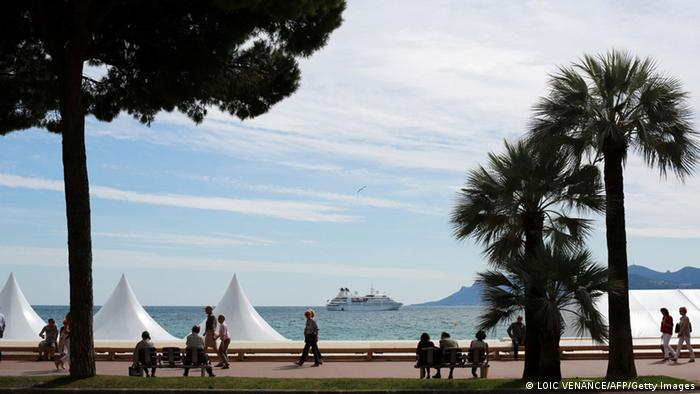 Croisette Cannes (LOIC VENANCE/AFP/Getty Images)