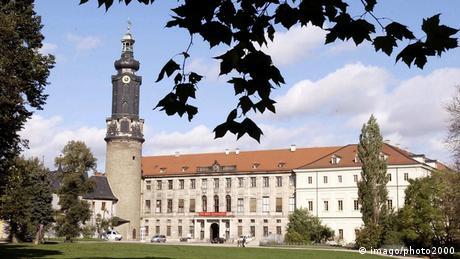 Castelo Stadtschloss de Weimar
