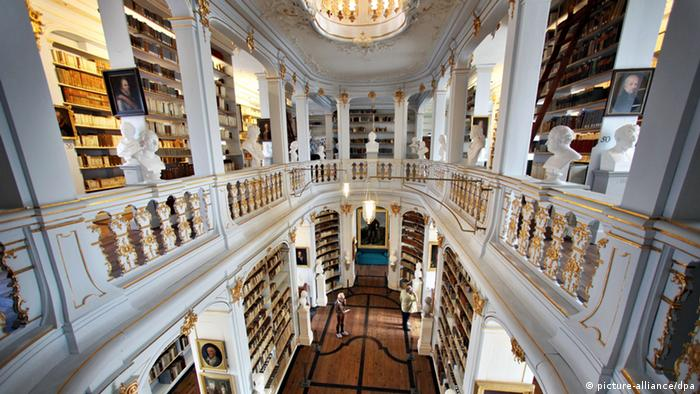 Anna Amalia Bibliothek in Weimar 2012