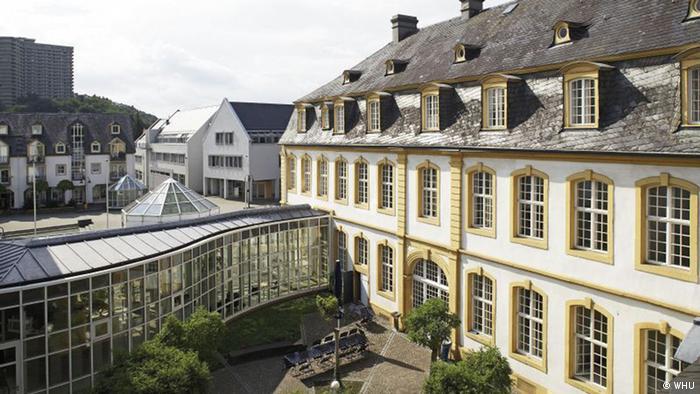 Высшая школа менеджмента имени Отто Байсхайма - Otto Beisheim School of Management