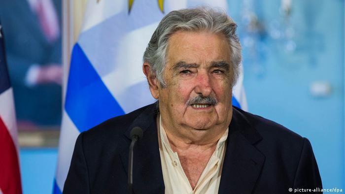 Uruguays Präsident Jose Mujica (Foto: picture-alliance/dpa)