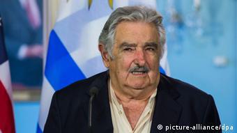 Uruguay Präsident Jose Mujica