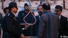 Vergebung stoppt Exekution im Iran (Bildergalerie)