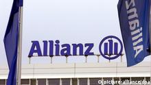 Allianz Versicherungskonzern Zentrale bei München