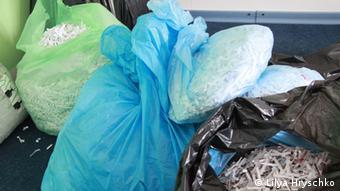 Співробітники офісів Курченка втекли, залишивши мішки зі знищеними документами
