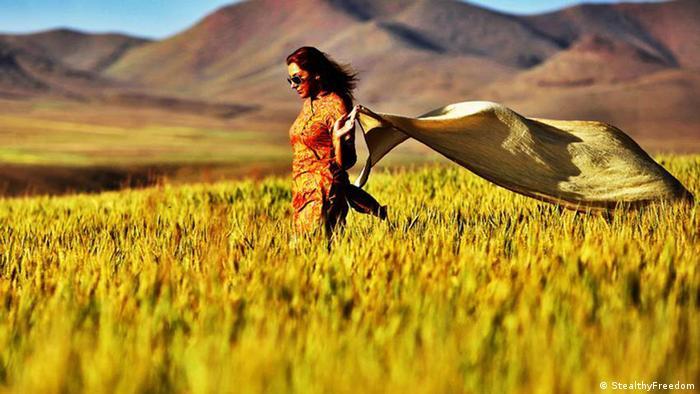 Verborgene Freiheiten der iranischen Frauen (Bildergalerie) EINSCHRÄNKUNG