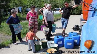 Мешканці Старого Криму вирішують проблеми нестачі води традиційно