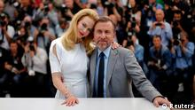 Cannes Film Festival 2014 Nicole Kidman mit Tim Roth 14.05.2014