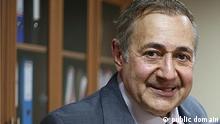 Orhan Kural Autor und Professor Türkei