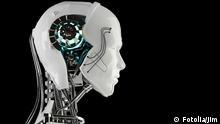 #46305271 - robot android men© Jim Autor jimPortfolio ansehen Bildnummer 46305271 Land Tunesien