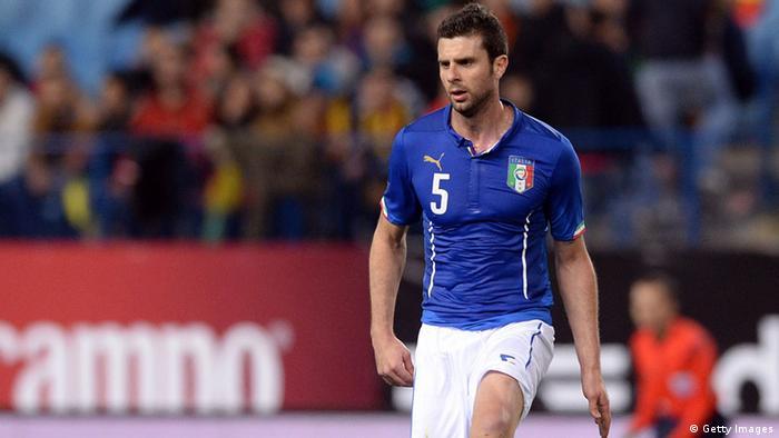 O brasileiro Thiago Motta é pré-convocado para defender a seleção italiana 79c5f2354e419