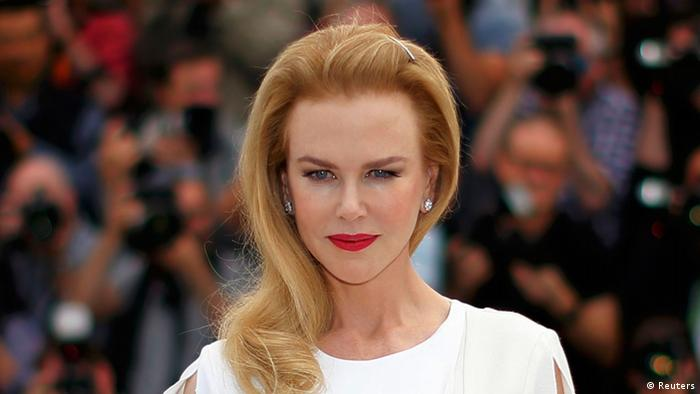 Cannes Film Festival 2014 Nicole Kidman on the red carpet in Cannes (Reuters)