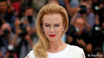 Nicole Kidman at the Cannes Film Festival 2014 (Reuters)