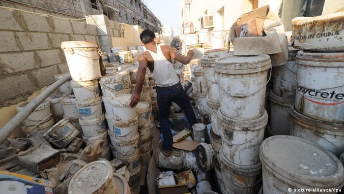 Katar Doha Arbeiter