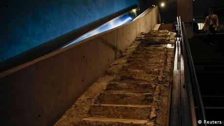 National September 11 Memorial & Museum 'Survivors' Stairs