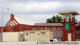 Gefängnis in Huntsville USA