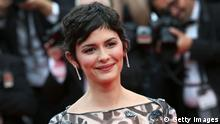 Cannes 2014, Schauspielerin Audrey Tautou. (Foto: Getty Images)