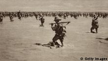 Britische Truppen in Mesopotamien, 1916