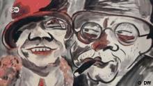 Foto aus dem DW Video Beitrag - Gurlitts Erbe - Kultur.21 vom 10.05.2014 - Autorin: Andrea Kasiske
