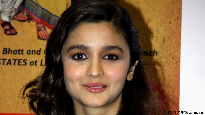 Alia Bhatt (STRDEL/AFP/Getty Images)