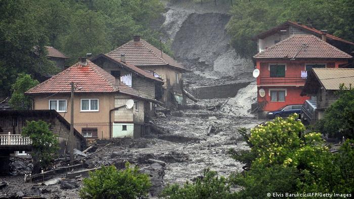 Posljedice poplava i odrona zemljišta