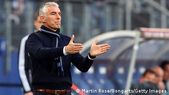 Bundesliga-Relegationsspiel Mirko Slomka