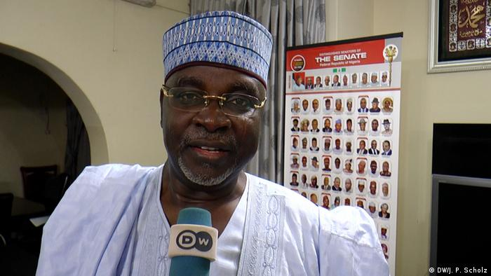 Senator Ahmed Zanna
