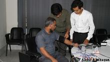 Wissenschaftler Uni Dhaka System für Autofahrer