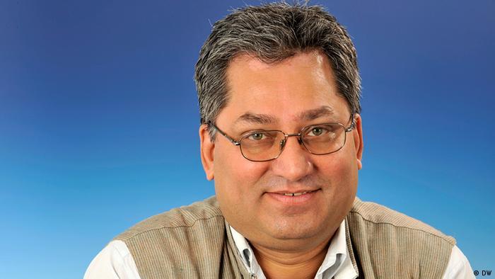 Deutsche Welle Mahesh Jha Hindi Redaktion