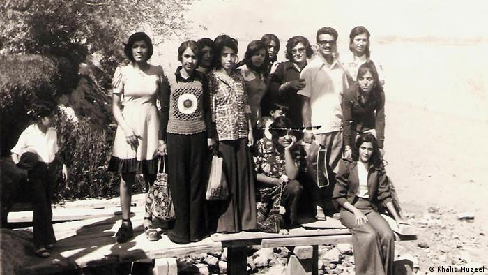 Irak historische Bilder aus Basra