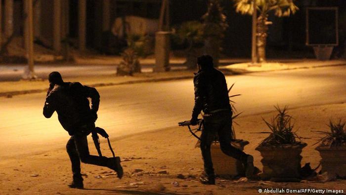 Bengasi Kämpfe Archiv 02.05.2014