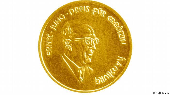 Ernst-Jung-Medaille für Medizin