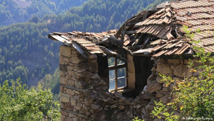 Селска къща в България