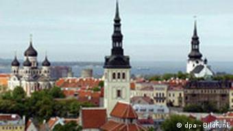 Ostseetourismus Estland Tallinn